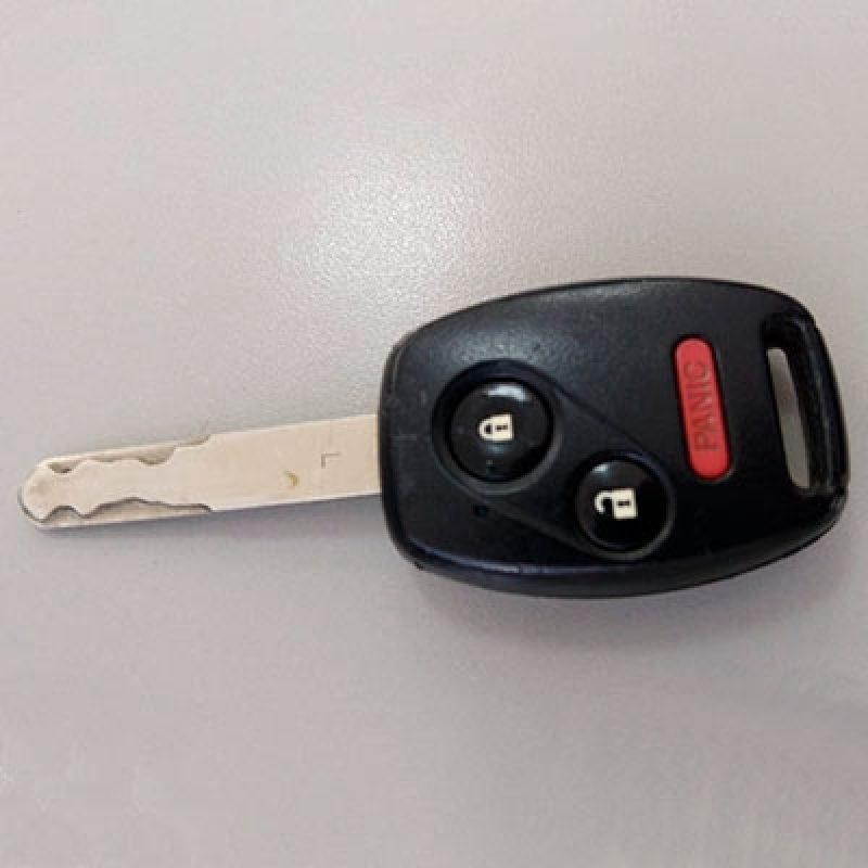 Chave Codificada Honda Valor Jardim Boa Esperança - Chave Codificada Ford