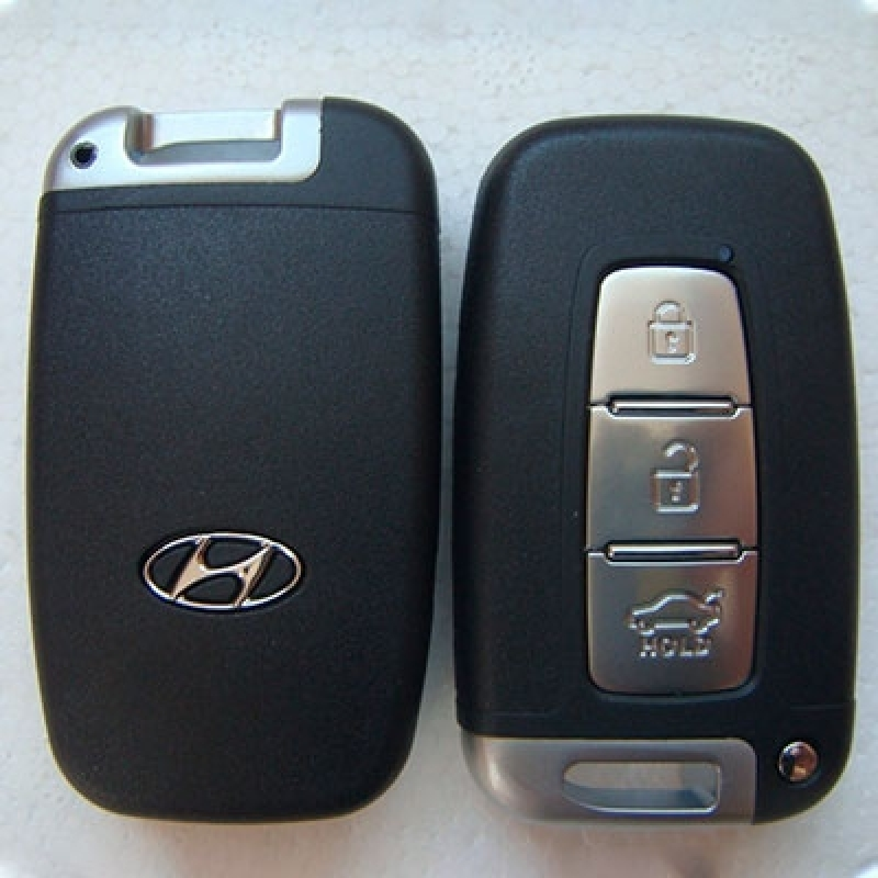 Chave Codificada Hyundai Vila Brandina - Chave Codificada Renault
