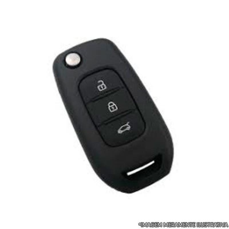 Chave Codificada Renault Parque Industrial - Chave Codificada Ford