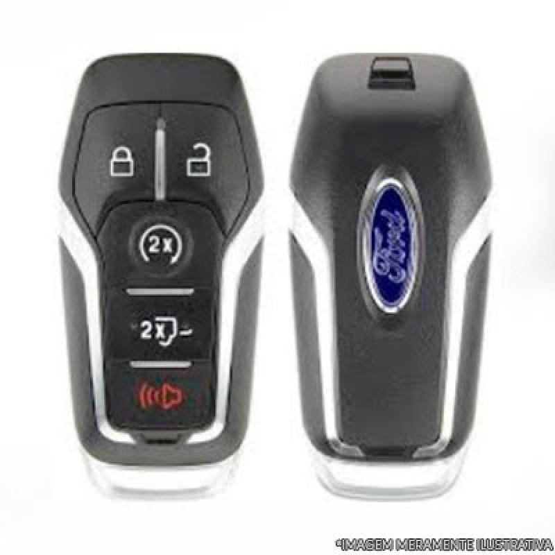 Cópia de Chave Codificada Ford Mansões - Chave Codificada Gm